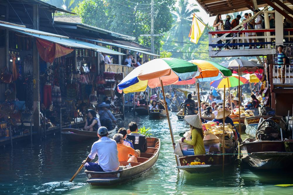 Самые интересные уголки Таиланда