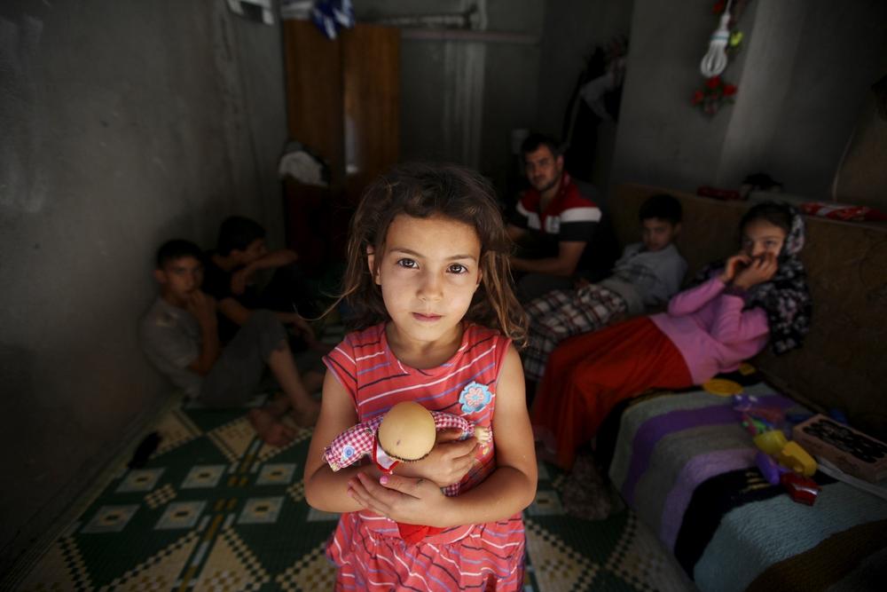 Беженцы: проблема в цифрах и фактах