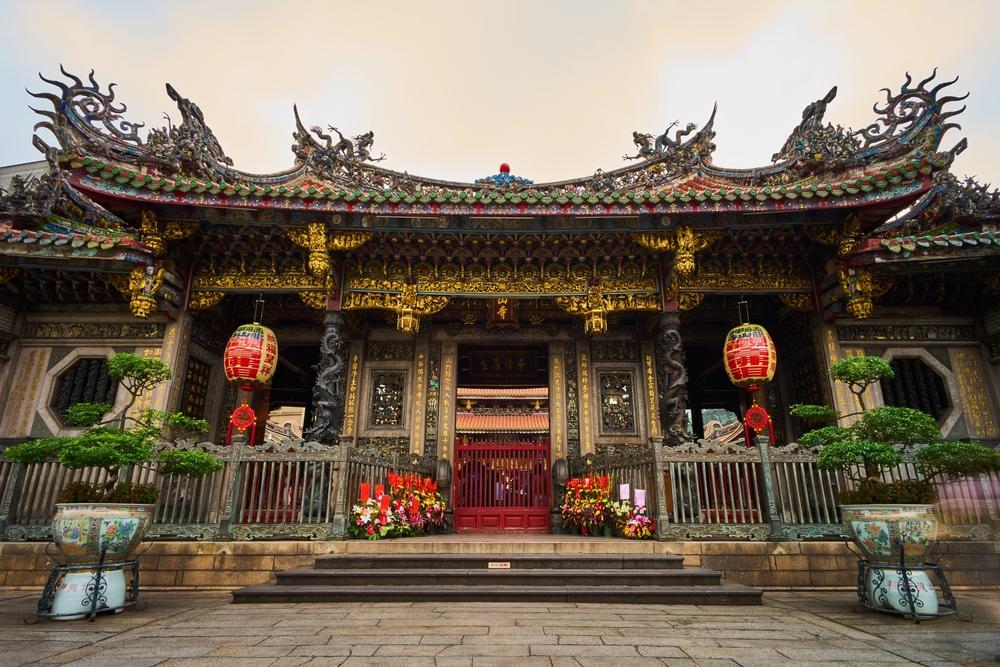 Тайваньский храм, где Бог отвечает каждому