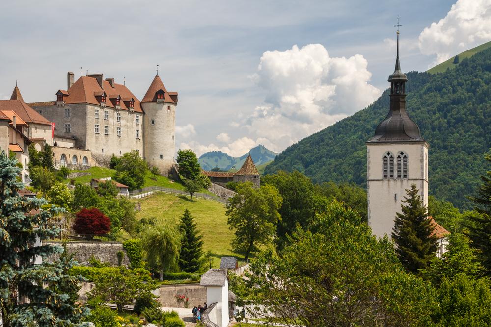 7 волшебных затерянных в горах городов Европы.Вокруг Света. Украина