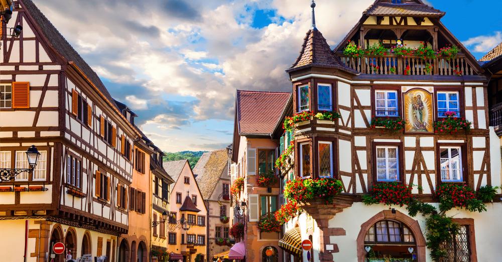 Кайзерсберг – самая любимая деревня французов