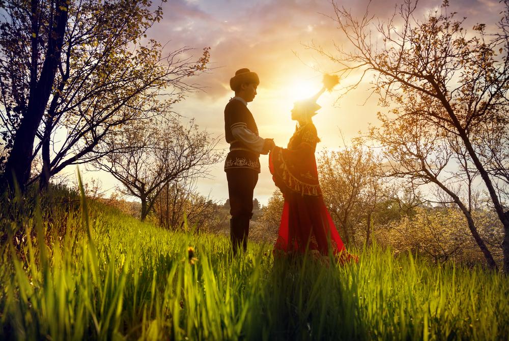 Странные и необычные свадебные традиции разных народов мира