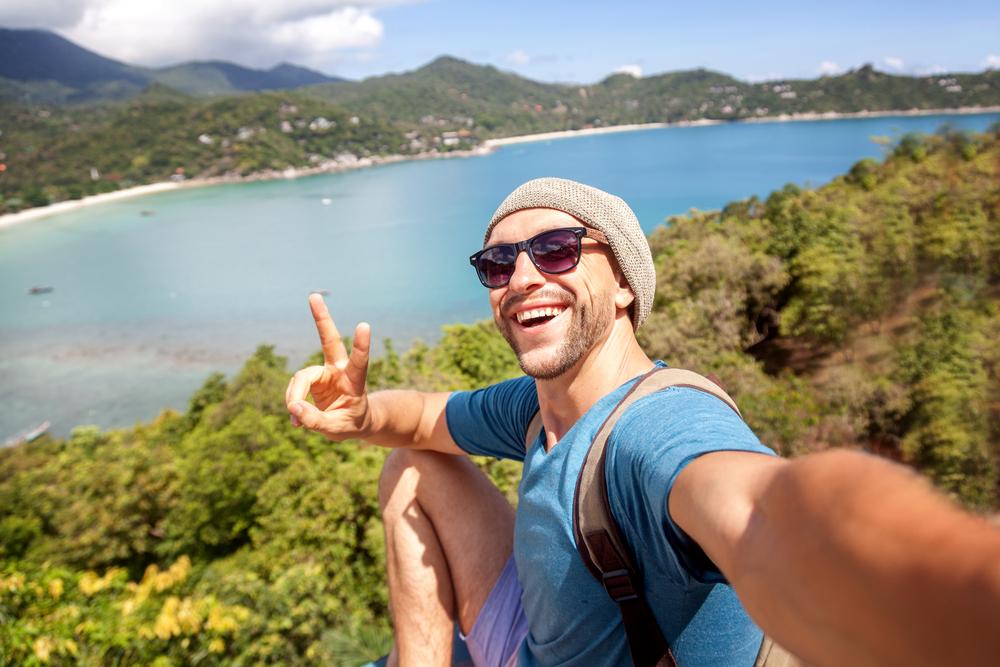 Мужчины чаще, чем женщины, подделывают свои фото из отпуска.Вокруг Света. Украина