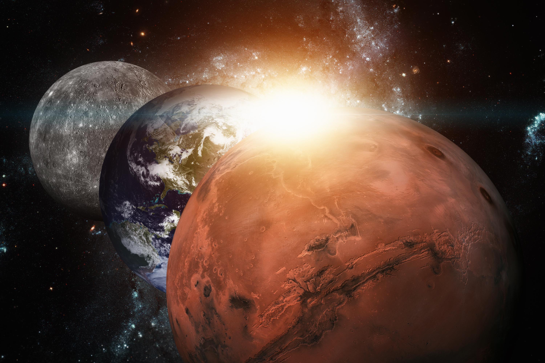 NASA презентовало первый внедорожник для Марса