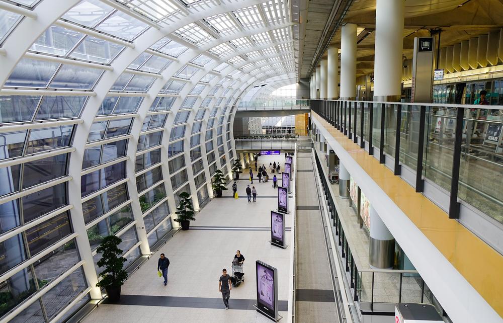 В аэропорту Гонконга появится «небесный мост».Вокруг Света. Украина