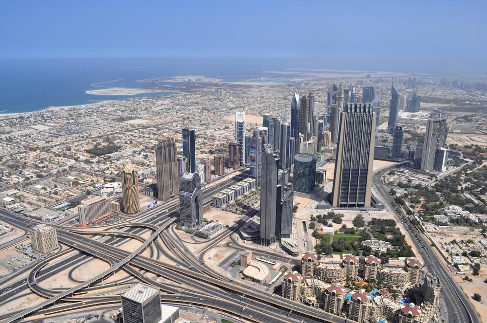 В Дубае появится первый в мире небоскреб, напечатанный огромным 3D-краном