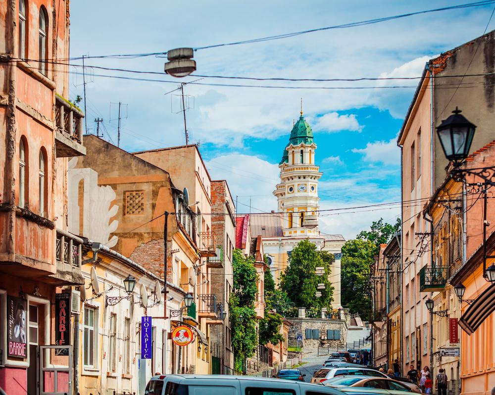 Фото Ужгорода