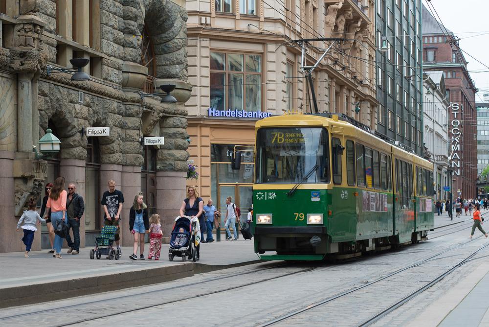 Хельсинки: столица с провинциальным образом жизни