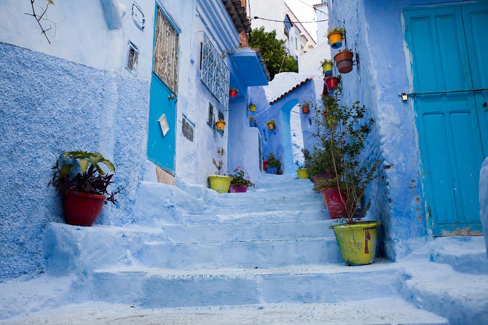 Марокко – удивительная страна, где прошлое переплелось с настоящим
