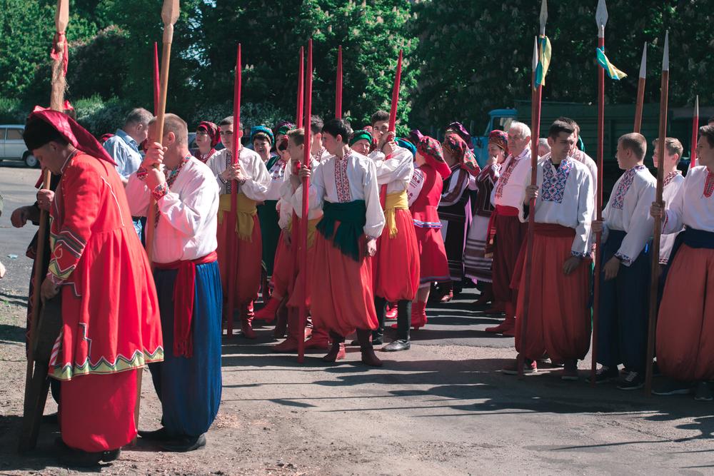 Украина: 6 мест козацкой силы