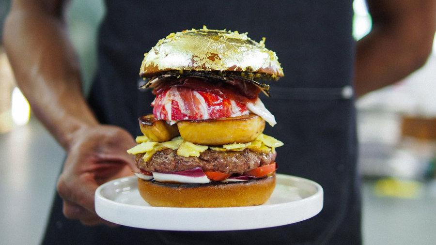 Из чего можно было сделать бургер за $2000