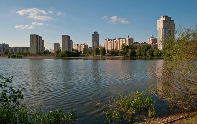 Всего два пляжа в Киеве пригодны для купания