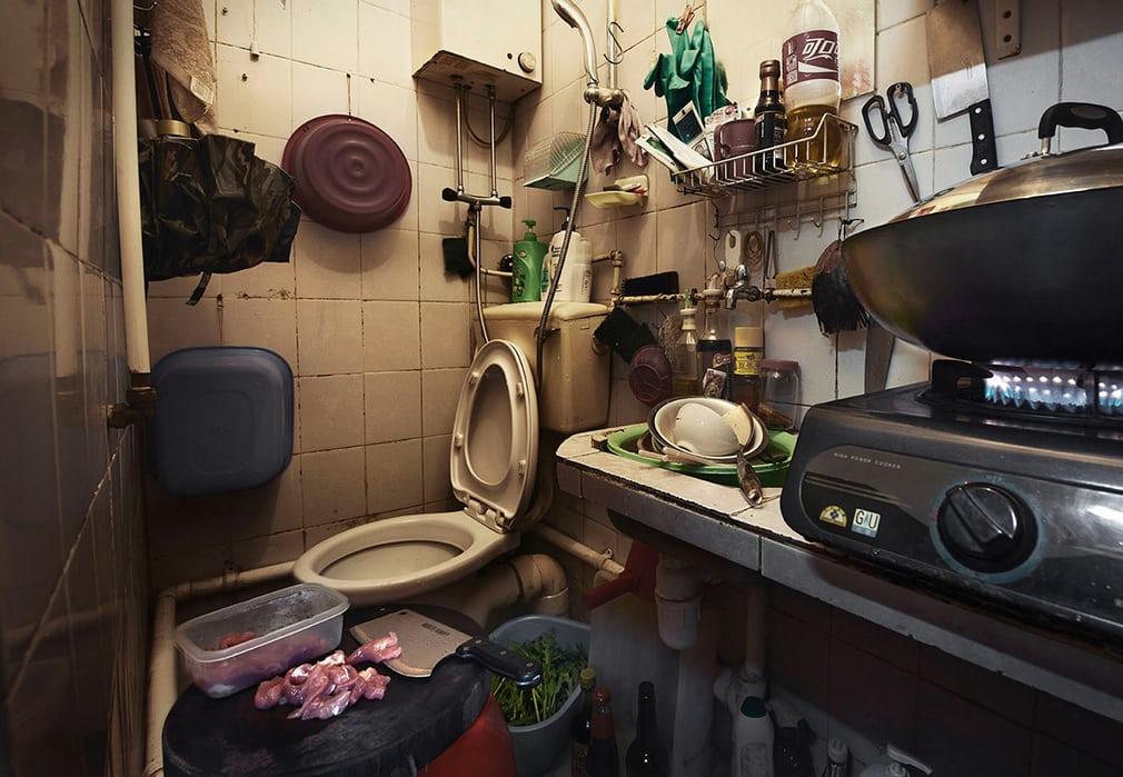 «Я еще жив, но уже в гробу», или Квартирный вопрос в Гонконге