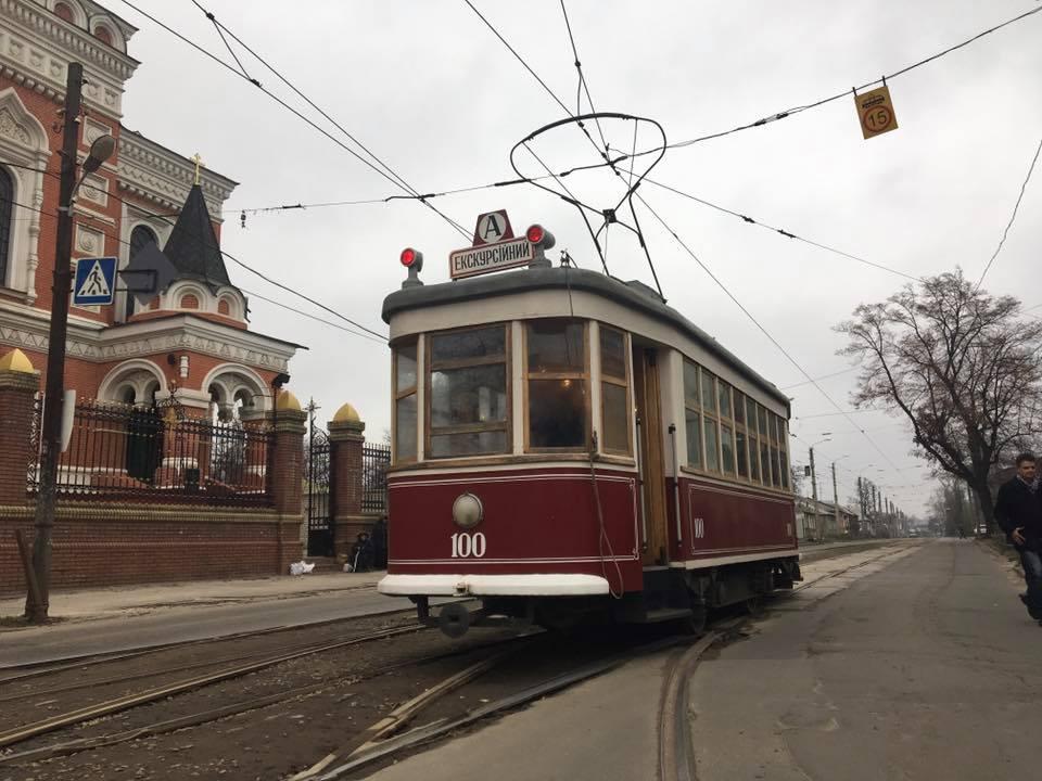 Аннушка! Путешествие на старинном трамвае