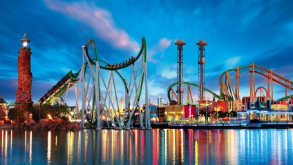 ТОП-10 лучших парков развлечений в мире по версии TripAdvisor