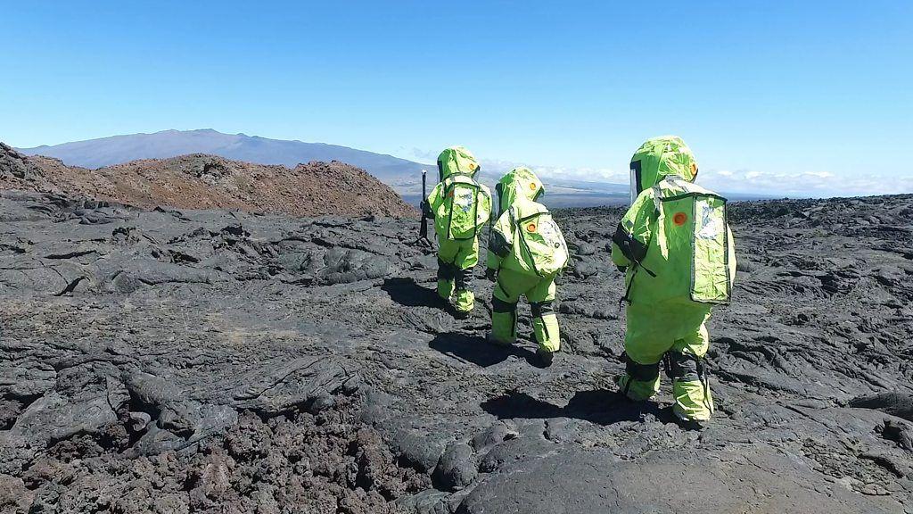 Марсианская миссия на Гавайях