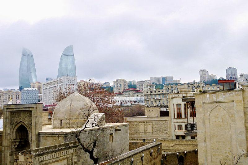 Мерси, Баку!