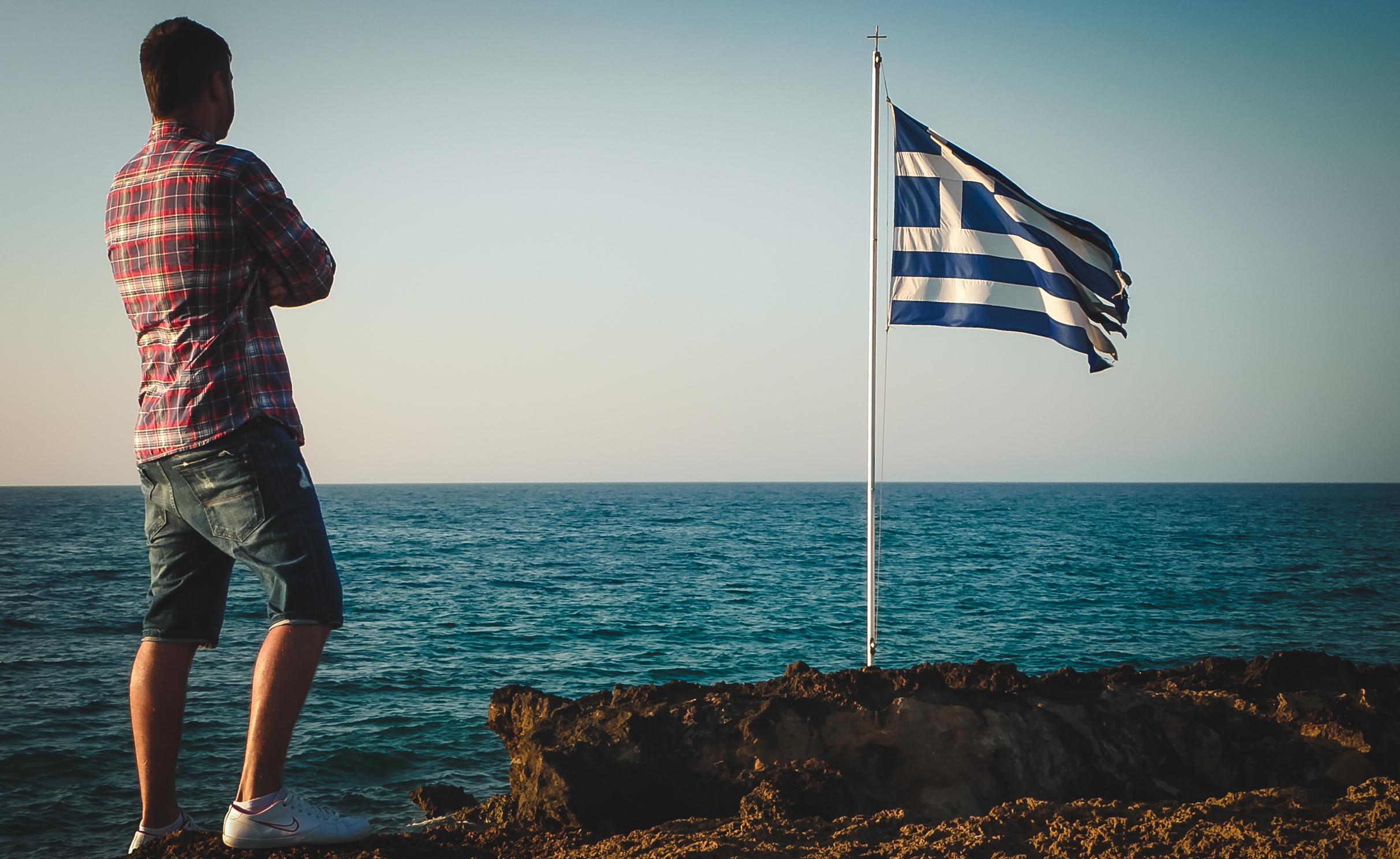 Крит: остров, где тепло и вкусно.Вокруг Света. Украина