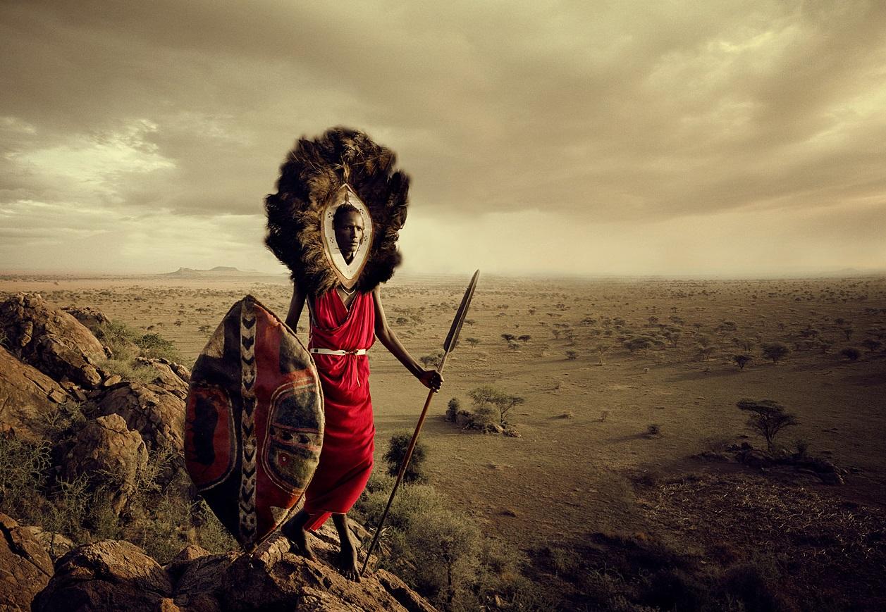 Британский фотограф 20 лет снимает исчезающие племена планеты