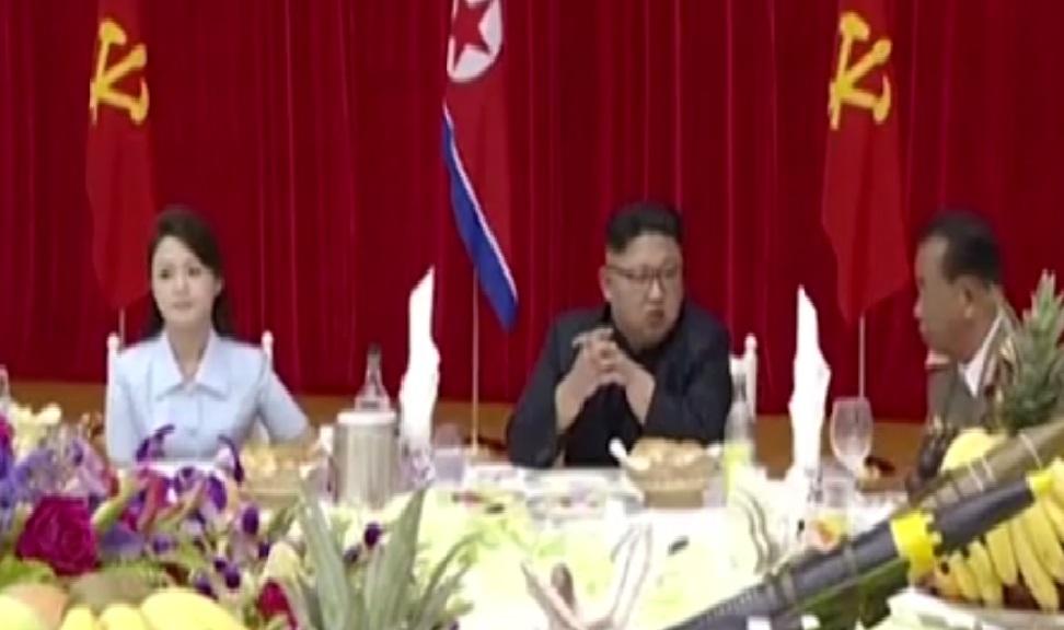 Пропавшая жена северокорейского диктатора вновь появилась на публике