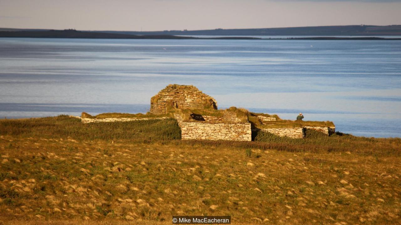 Шотландская Атлантида: остров, где можно побывать только раз в году.Вокруг Света. Украина