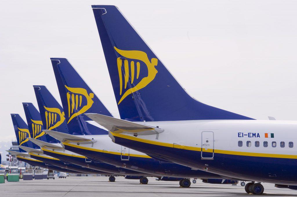 Ryanair отказался от выхода на украинский авиарынок