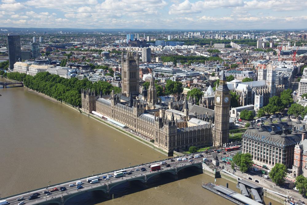 Пролетая над Биг-Беном: самый захватывающий способ увидеть Лондон
