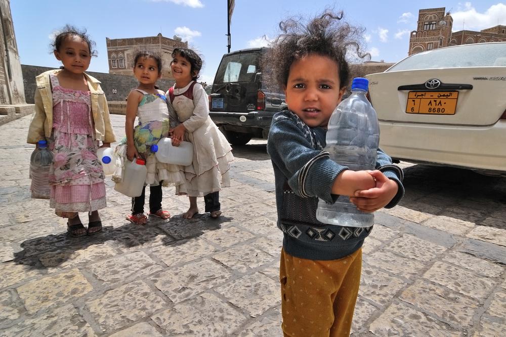 В ООН заявили о голоде и эпидемии холеры в Йемене