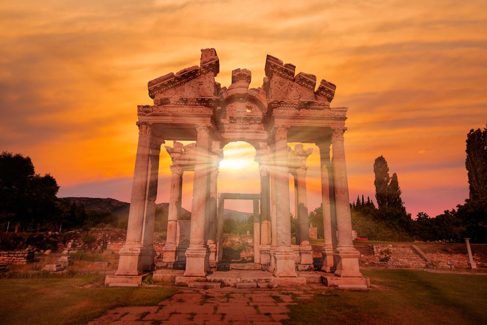 Храм богини любви в Турции попал под охрану ЮНЕСКО