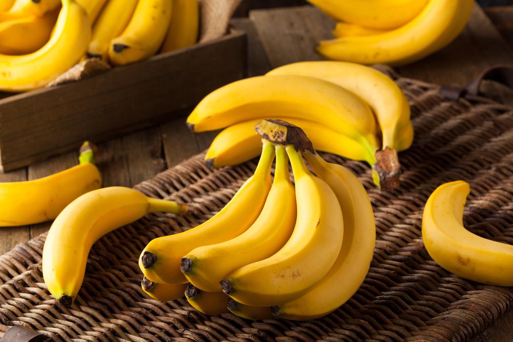 Бананы помогают воспринимать мир позитивно