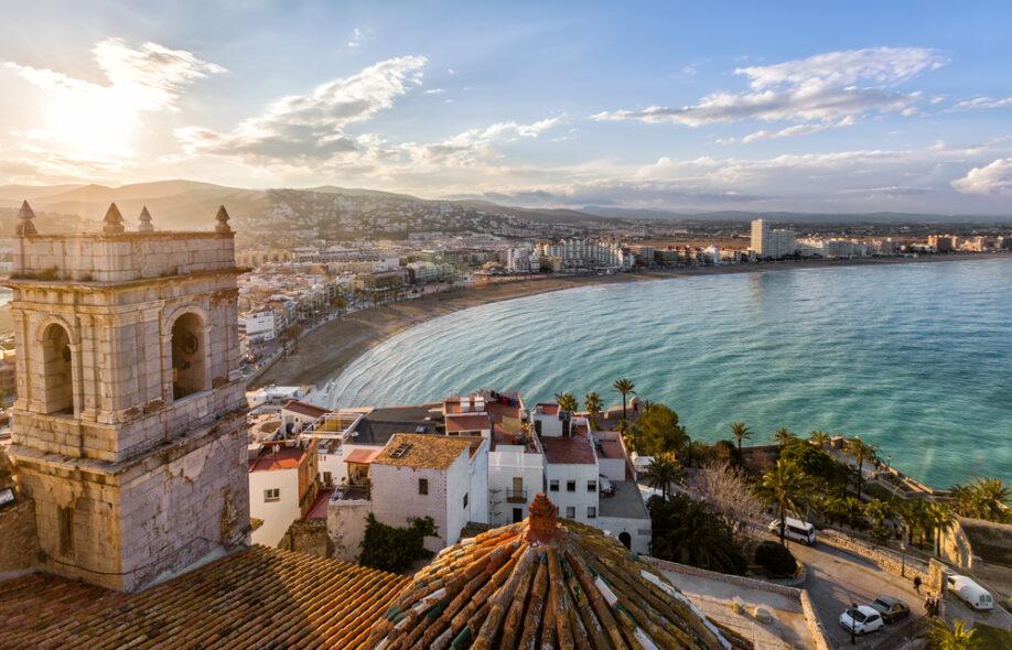 Замки Испании Фото с Названиями