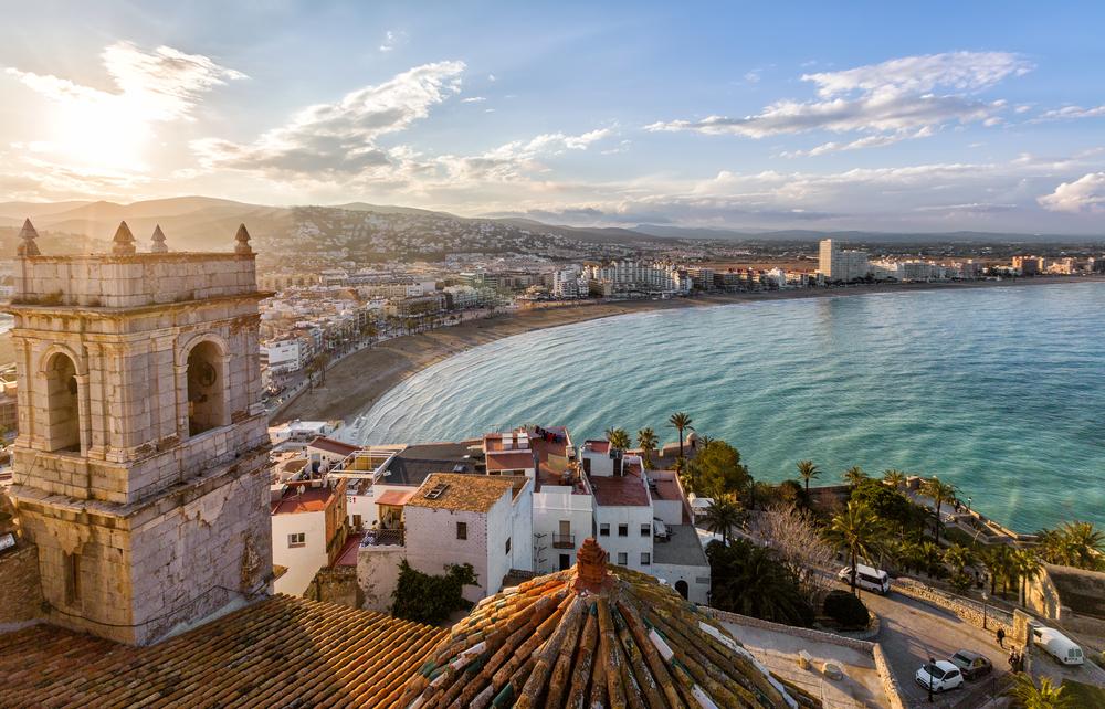10 самых удивительных замков Испании