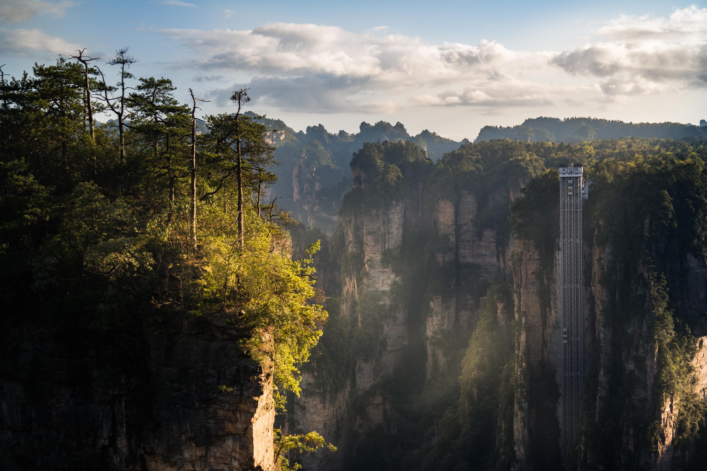 10 головокружительных лифтов, от которых захватывает дух