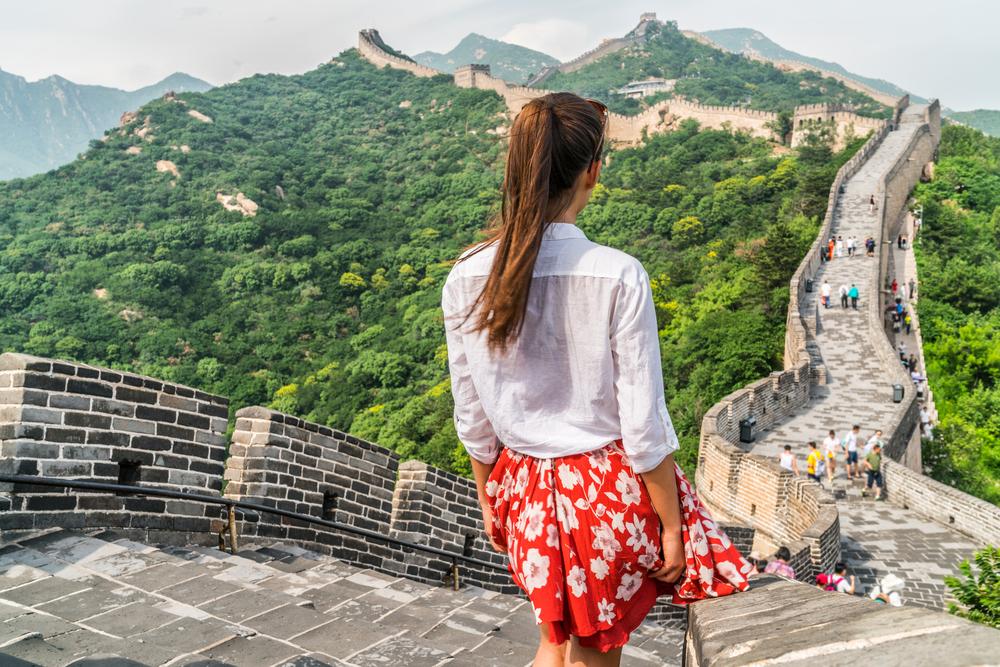 Для украинцев стало дешевле путешествовать в Китай