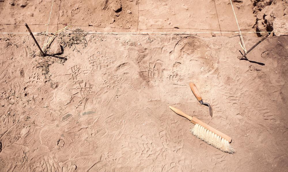 В центре Мехико археологи раскопали легендарную башню из человеческих черепов.Вокруг Света. Украина