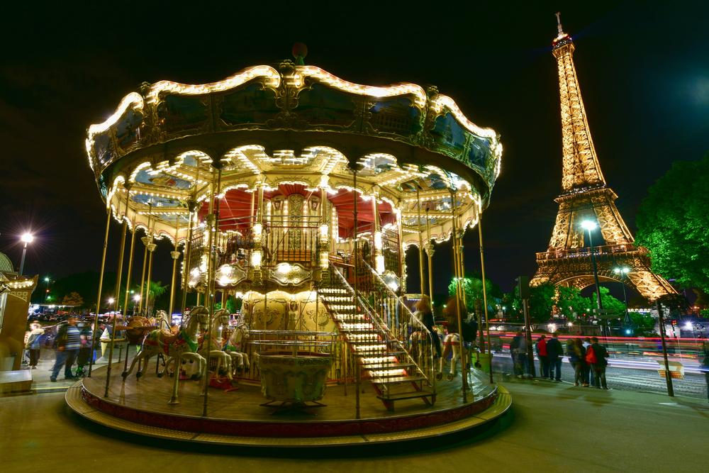 Ночь открытых ворот: в Париже парки будут работать до утра