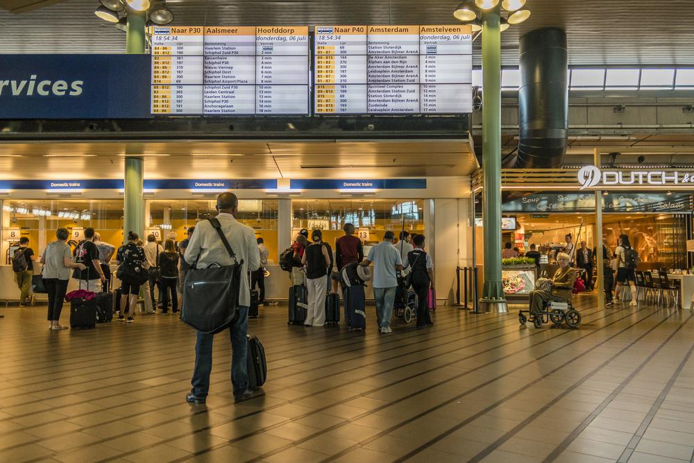 «Говорящие» багажные этикетки будут показывать туристам Амстердам