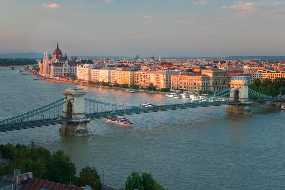Все прелести Будапешта за 24 часа