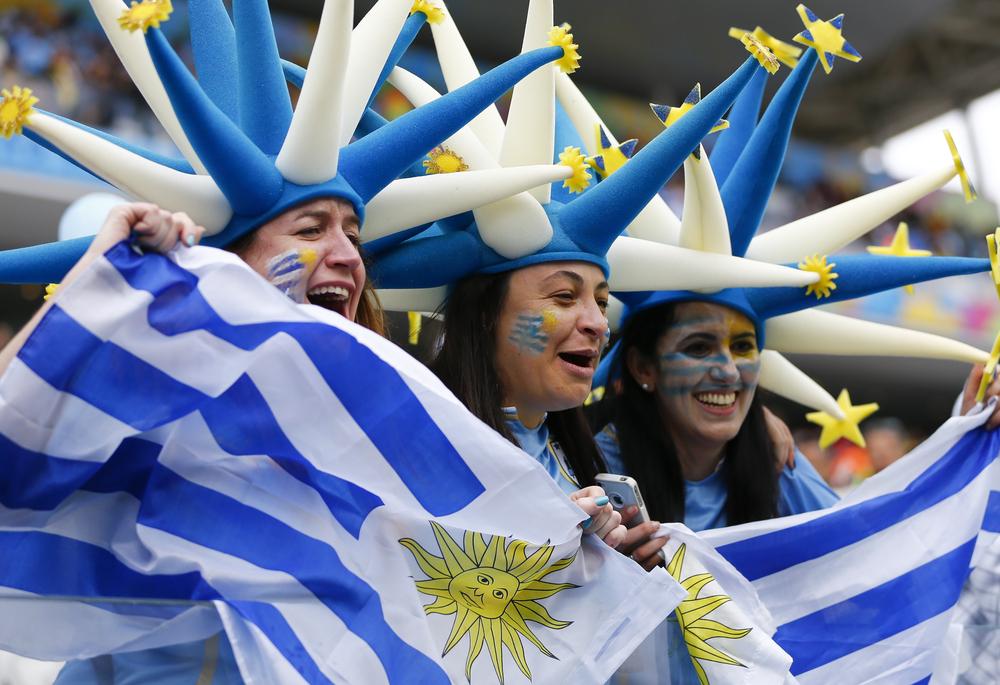 День конституции в Уругвае