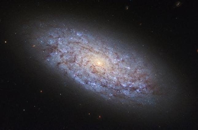 Спорное открытие, разорванные галактики и неправильная темная материя: снимки «Хаббл» в августе.Вокруг Света. Украина
