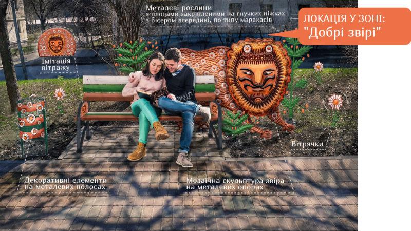 В Киеве появится музей Марии Примаченко под открытым небом