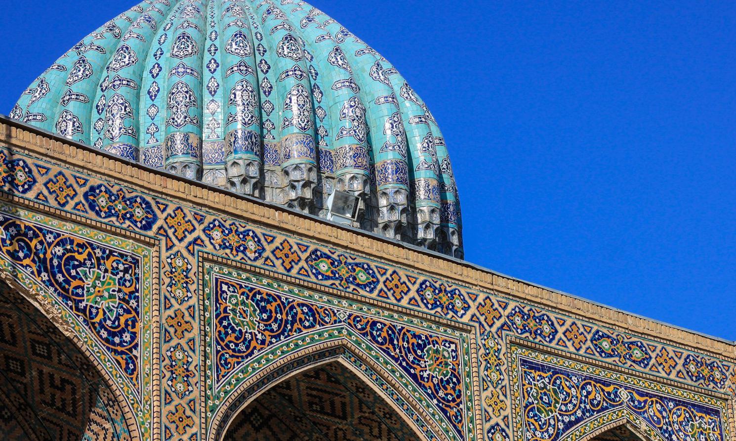 Самарканд – самый инстаграмный город Узбекистана