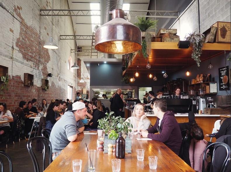 Австралийское кафе оригинально борется с ущемлением прав женщин