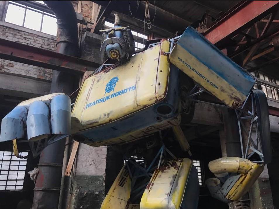 Одессит собрал казака-трансформера из старых «Запорожцев».Вокруг Света. Украина