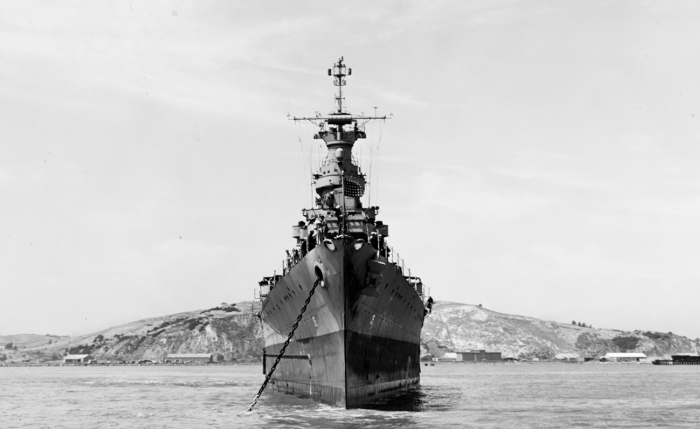 В Тихом океане обнаружили затонувший военный аналог «Титаника».Вокруг Света. Украина