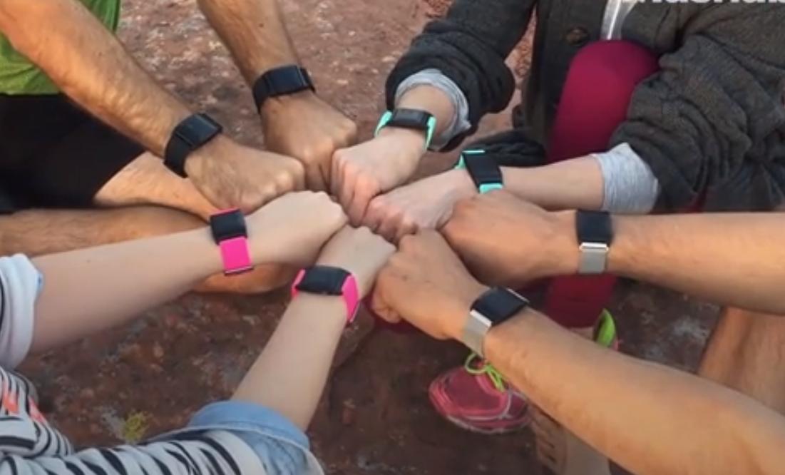 Жизнь без стресса: американцы создали браслет, успокаивающий нервы за 30 секунд