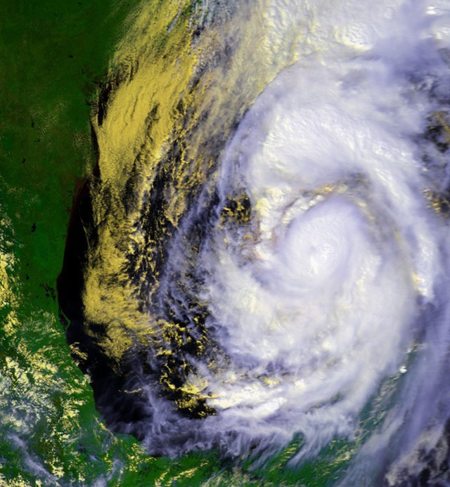 Имя нежное, или 15 самых разрушительных ураганов в истории США