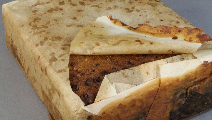 В Антарктиде нашли столетний кекс первой свежести.Вокруг Света. Украина