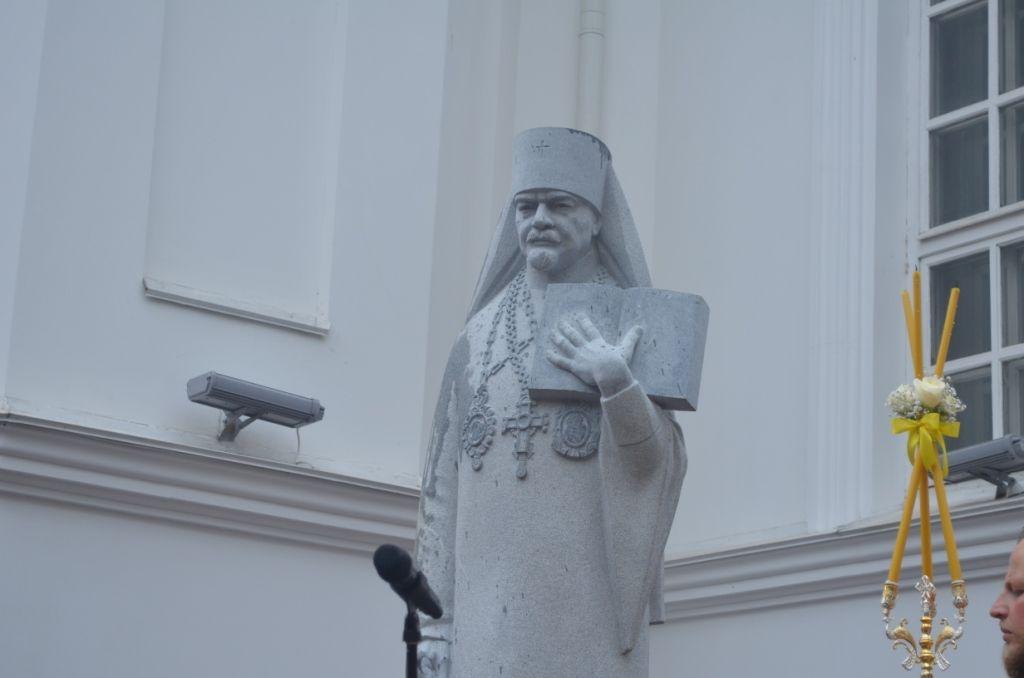В Житомире нашли замаскированного Ленина
