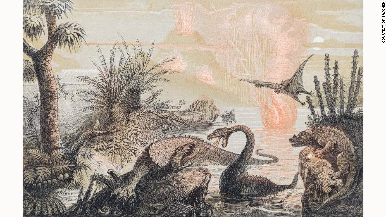 Динозавры выглядели не так, как их рисуют